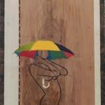 cambrure au parapluie